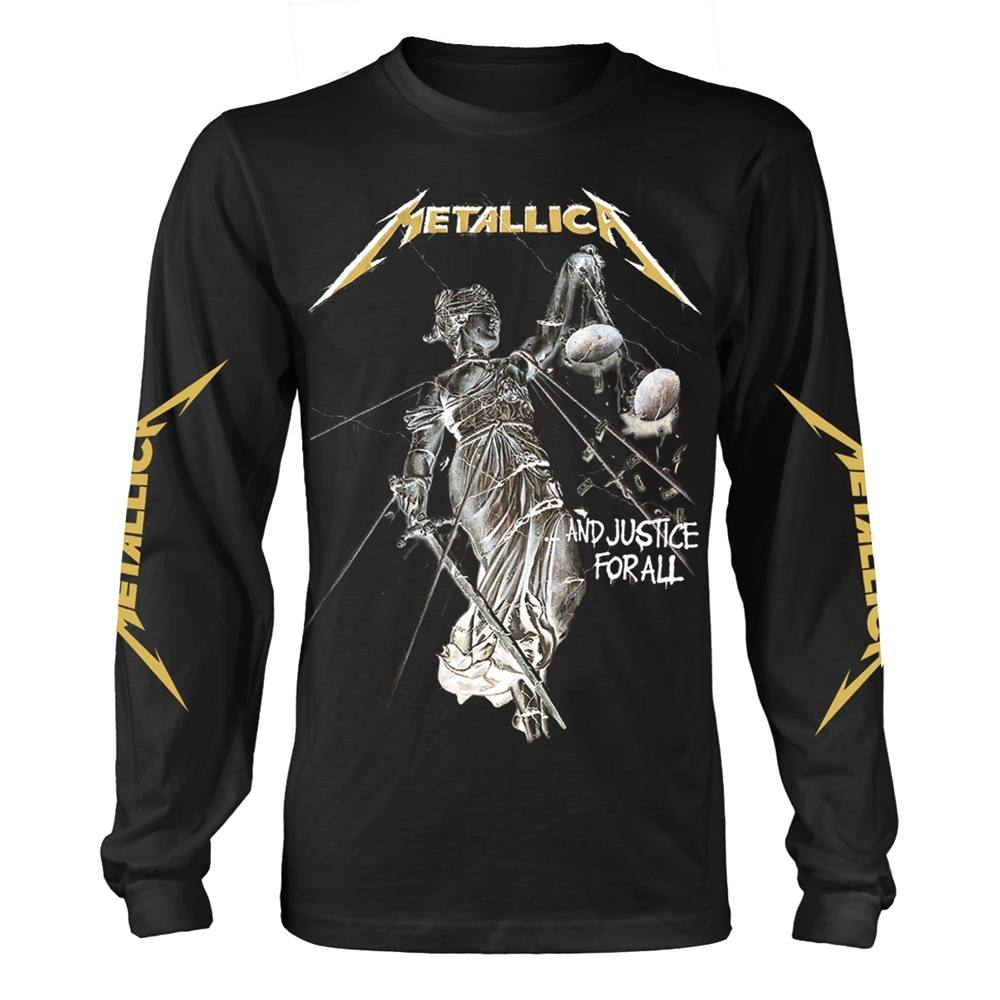 And Justice For All Black--Metallica 36769