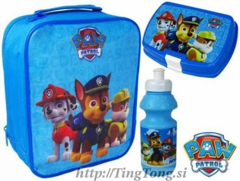 Lunch Set Paw Patrol 274