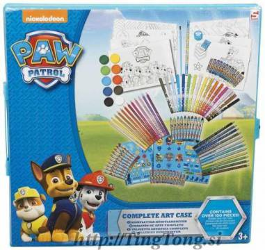 Art Set Paw Patrol 342