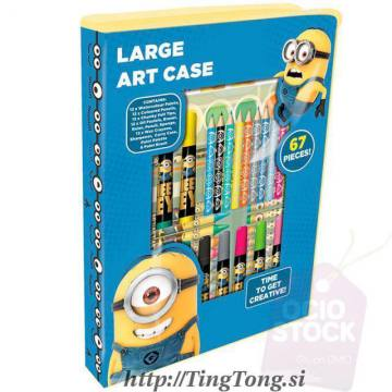 Art Set Despicable Me 449