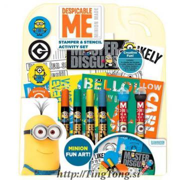 Art Set Despicable Me 450