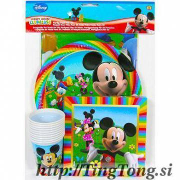 Party Set Mickey Mouse