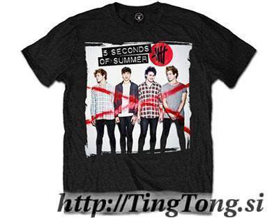 T-shirt 5 Seconds Of Summer 1127