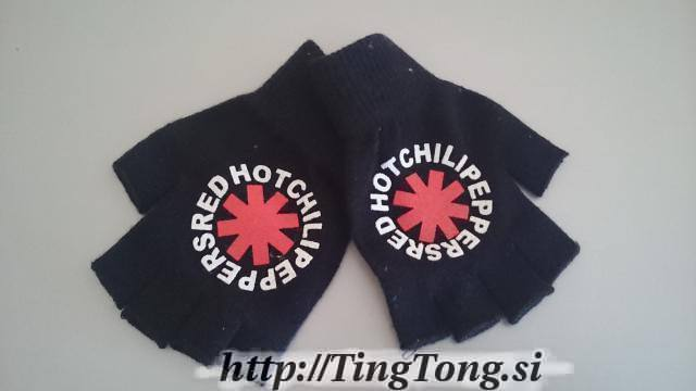 Rokavice Red Hot Chili Peppers
