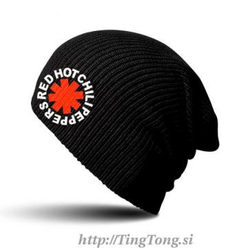 Kapa Beanie Red Hot Chili Peppers