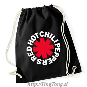 Torbica Gym Red Hot Chili Peppers