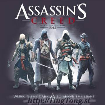 Koledar Assassin's Creed 1795