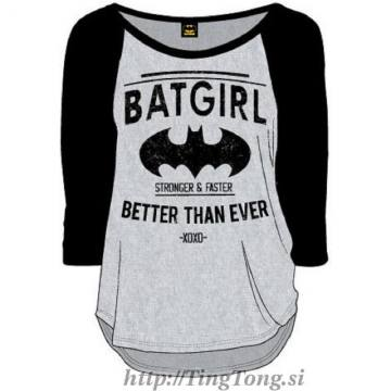 Girlie shirt Batman-LS 1980