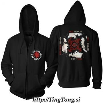Hoodie Red Hot Chilli Peppers