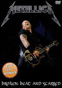DVD-CD Metallica 2912