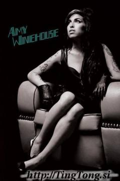 Poster Amy Winehouse 3296
