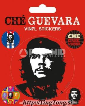 Iconic Face-Che Guevara 3377