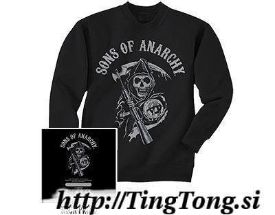 Classic Logo Distressed-Sons Of Anarchy 3614