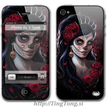 Mobi Skin Day Of The Dead 4649
