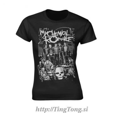 Girlie shirt My Chemical Romance 4707