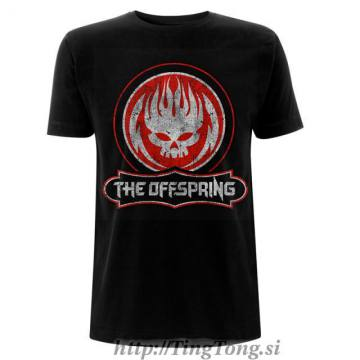 Distressed Skull- The Offspring 5137