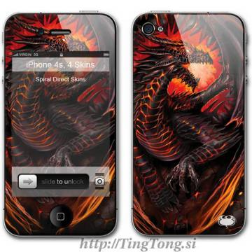 Mobi Skin Dragon Furnace 5285