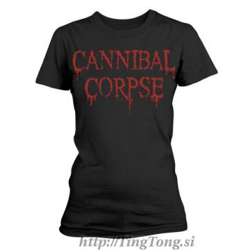 Girlie shirt Cannibal Corpse 5377