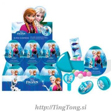 Kinder jajček Disney Frozen