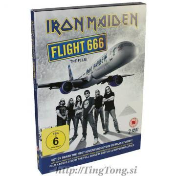DVD Iron Maiden 6500