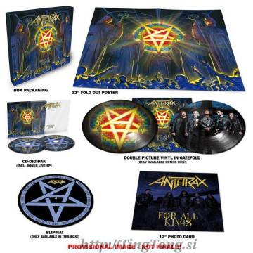 Box Set Anthrax 6590