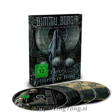 CD+DVD Dimmu Borgir 6655