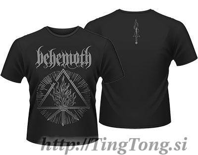 T-shirt Behemoth 7473