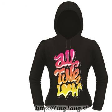 Girlie shirt All Time Low-LS 7005