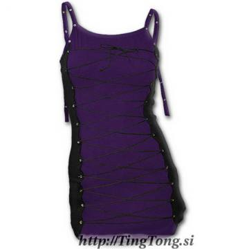 Girlie dres Gothic Rock 7100