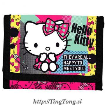 Denarnica Hello Kitty 7729