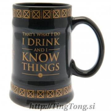 I Drink And I Know Things-Game Of Thrones 8488