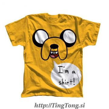 I'm A Shirt-Adventure Time 8573