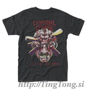 T-shirt Cannibal Corpse 8600