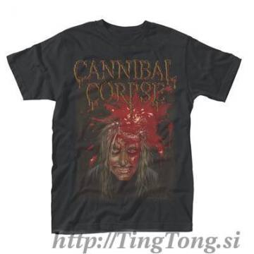 T-shirt Cannibal Corpse 8684