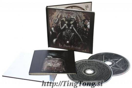 CD+DVD Dimmu Borgir 8734