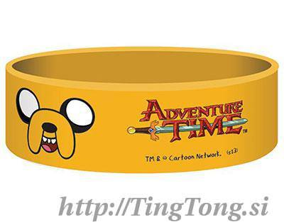 Zapestnica Gumi Adventure Time