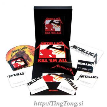Box Set Metallica 9215