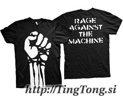 T-shirt Rage Against The Machine