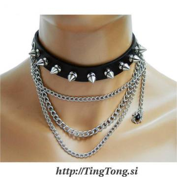 Ovratnica Killerstuds Chain