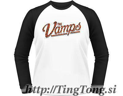 T-shirt Vamps-LS 9664