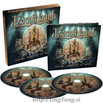 DVD-CD Korpiklaani 9848