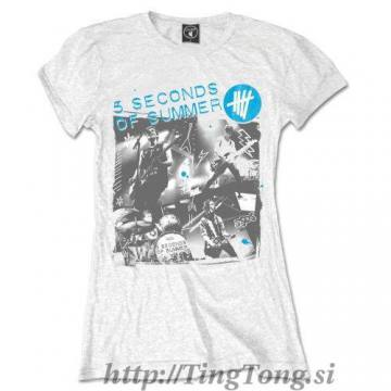 Girlie shirt 5 Seconds Of Summer 9858