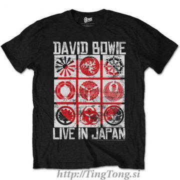 T-shirt David Bowie 9871