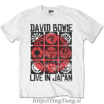 T-shirt David Bowie 9872