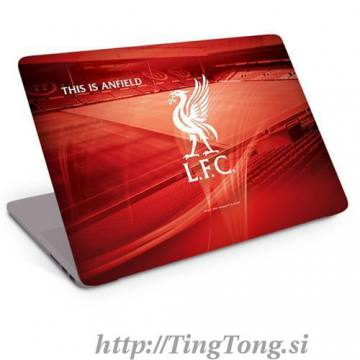 Laptop Skin FC Liverpool 10210