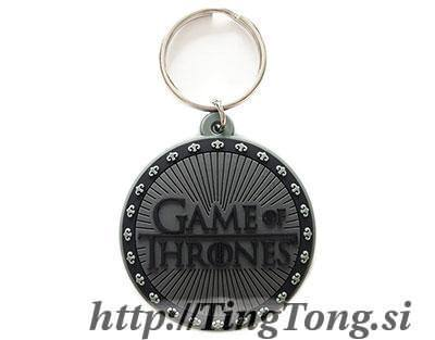 Logo Rubber-Game Of Thrones 10308