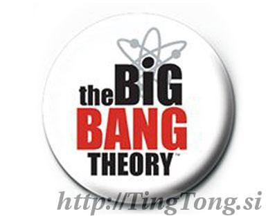 Značka Big Bang Theory 10388