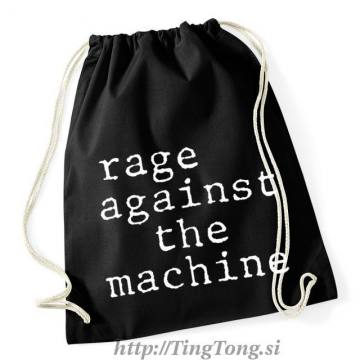 Torbica Gym Rage Against The Machine
