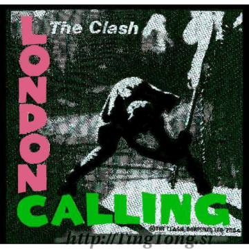 London Calling-Clash 10937