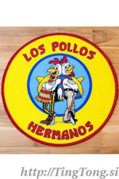 Los Pollos Hermanos-Breaking Bad 10984